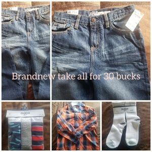 Boy's Brandnew Items